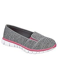 Dek Superlight Womens/Ladies Memory Foam Slip On Shoes