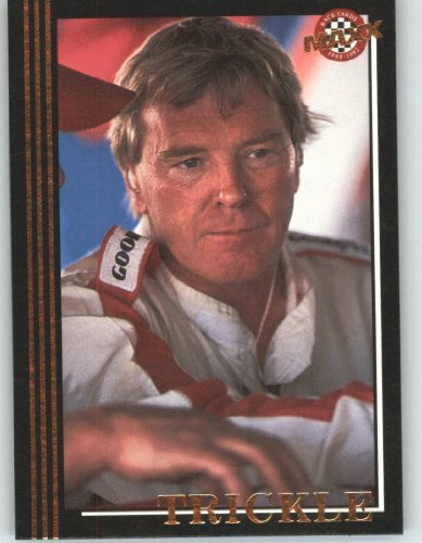 (1992 Maxx Black Racing Card # 46 Dick Trickle - NASCAR Trading Cards)