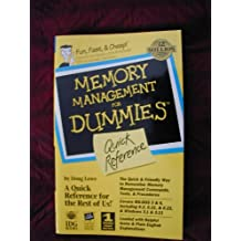 Memory Management for Dummies Quick Reference