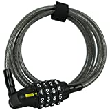 OnGuard Terrier Combination 4 - Candado para Cable