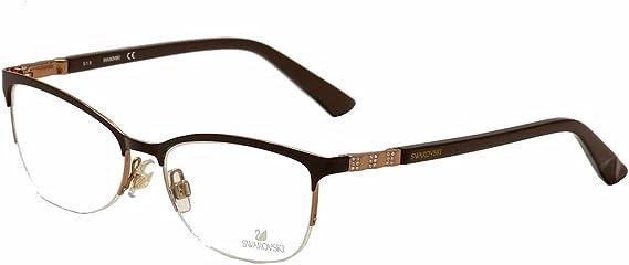 Amazon.com: Daniel Swarovski Eyeglasses Good SW5169 SW/5169 048 ...