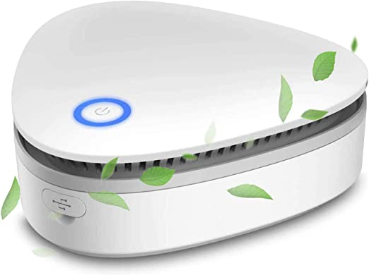 TGB Generador de Ozono Mini Purificador de Aire Esterilizador con ...