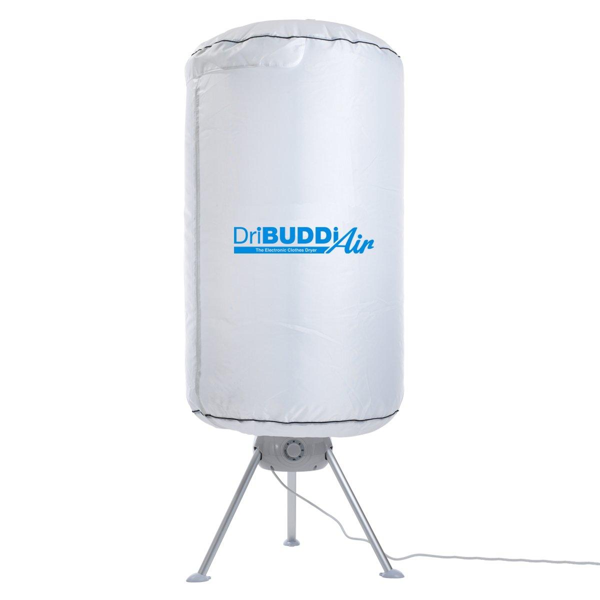 JML DriBUDDi Air Portable Electric Clothes Dryer, 900W 14 Kilos White