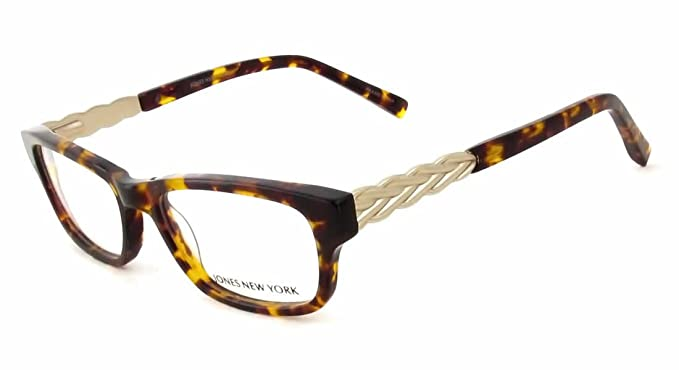 c3352e2f374 Image Unavailable. Image not available for. Color  Jones New York Eyeglasses  J749 Tortoise ...