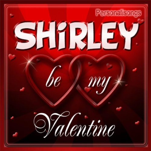 shirley personalized valentine song male voice by