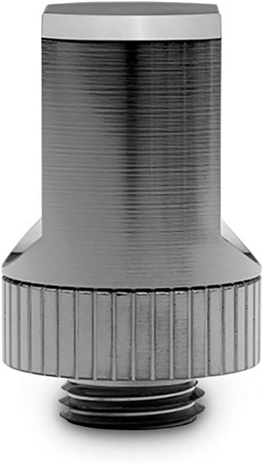 EKWB EK-Torque Angled T Fitting, Black Nickel