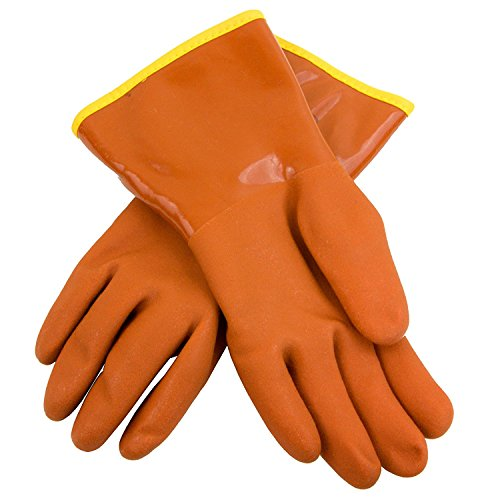 Atlas Glove SB460L Large Cold Resistant Snow Blower Insulated - Glove Rubber Boss Insulated