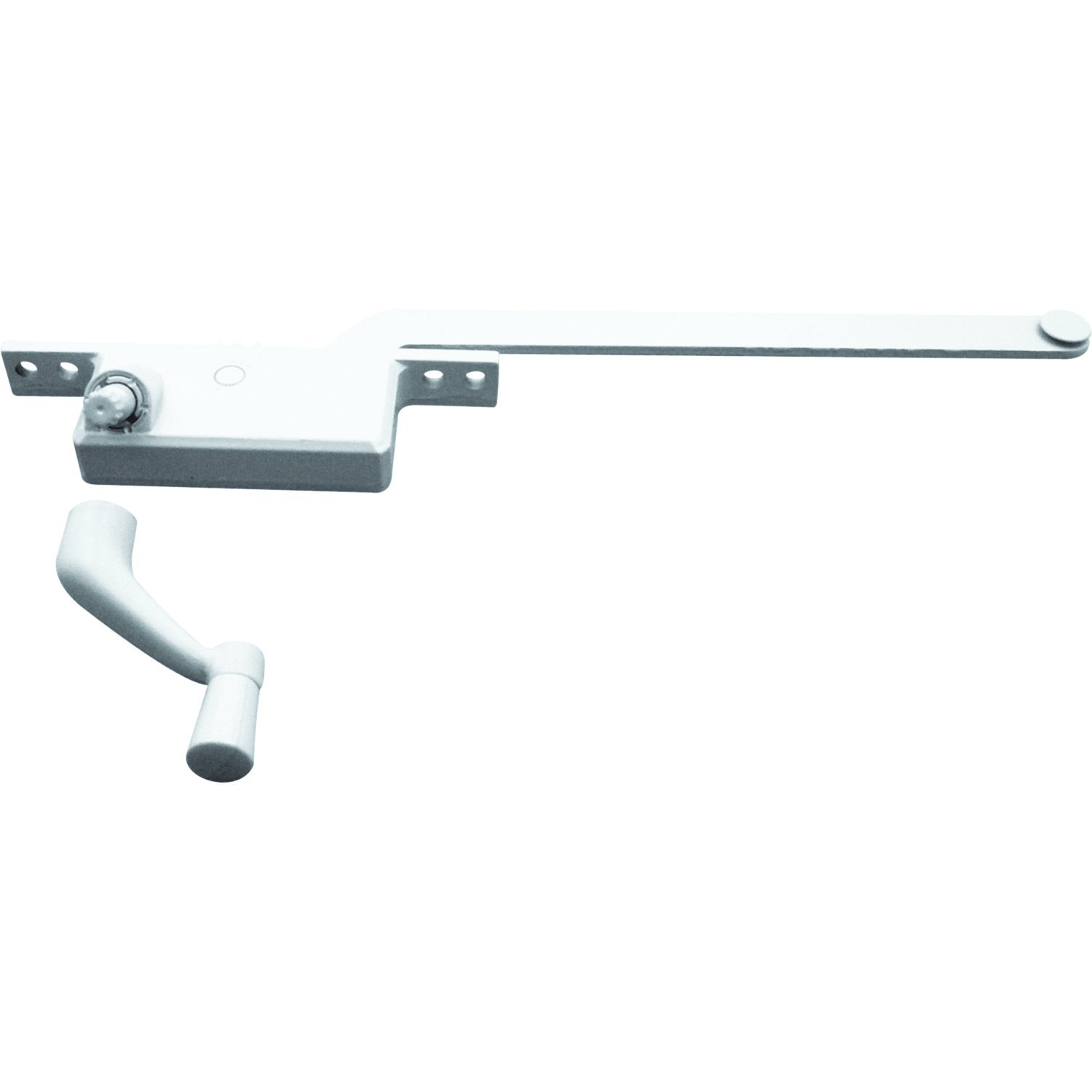 Prime-Line Products H 3710 Casement Operator, 9-Inch Square Type, Left Hand, White