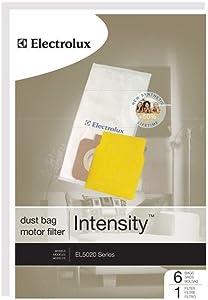 Genuine Electrolux Intensity Vacuum Bag EL206A - 6 bags 1 motor filter New F