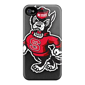 Anti-Scratch Hard Phone Cover For Iphone 6 With Support Your Personal Customized Stylish Nc State Pictures JamieBratt