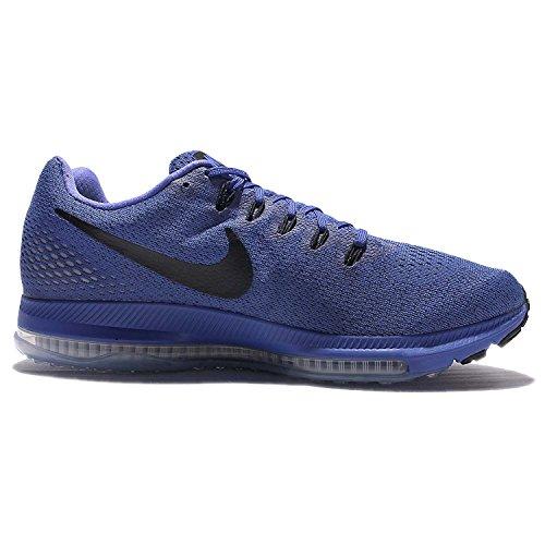 Nike Zoom All Out Low Sz 10 Scarpe Da Platino Paramount Blu / Nero-nero-puro