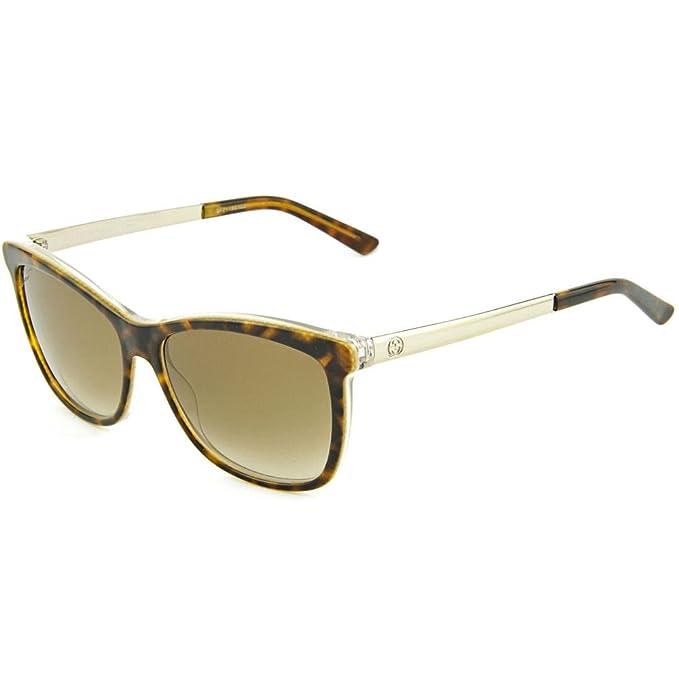 Gucci Gafas de Sol Gg 3675/S Yy4Wj Havana / Dorado
