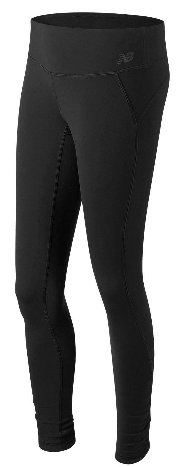 New Balance Women's Premium Performance Fitted Tights, Black, Small by New Balance (Image #1)