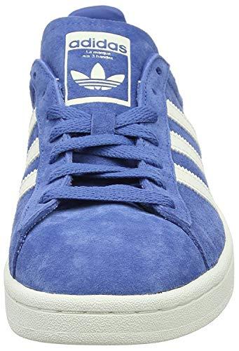 De Bleu bleu Chalkwhite Or Atteint Campus Sport Chaussures F17 Hommes Adidas Trace qXgdXRw