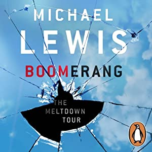 Boomerang Audiobook