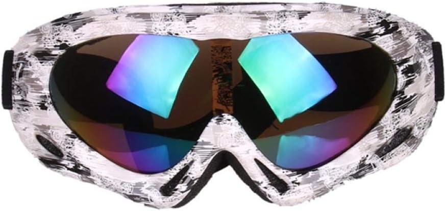 Gafas de esquí para niños Adultos a Prueba de Viento a Prueba ...
