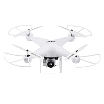 Control Remoto Quadcopter, JRC H68 2.4GHz 4CH RC Drone 2MP ...