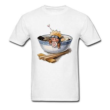 TWQOFV Camisetas Hombre Inside Naruto 2019 Verano Hombres ...