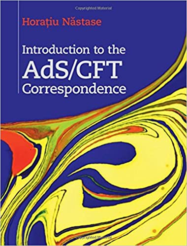 Introduction To The AdS CFT Correspondence 1st Edition