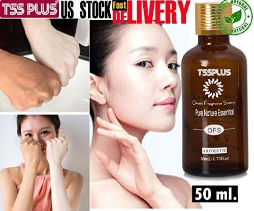 [US STOCK] Tssplus 100% Brand new Armpit Elbow Knee Thigh Skin Whitening Dark Skin Lightening Bleaching Cream thinning pores,Ultra Brightening Spotless Oil Anti Dark Spots
