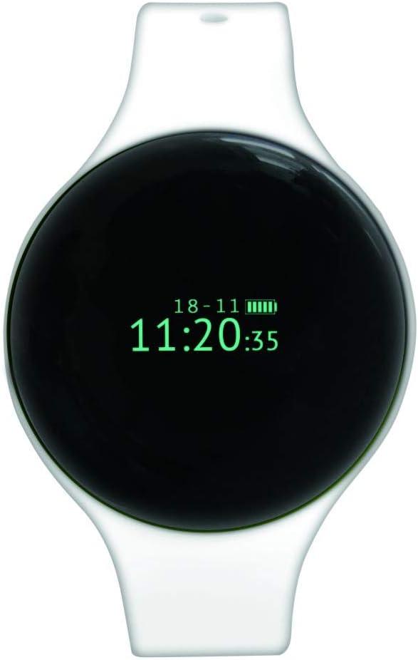 Techmade Reloj de Pulsera Hombre TM-Freetime-White