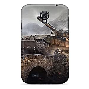 Williamwtow QdThPxR6721nUiYX Case For Galaxy S4 With Nice Fv215b 183 World Of Tanks Appearance