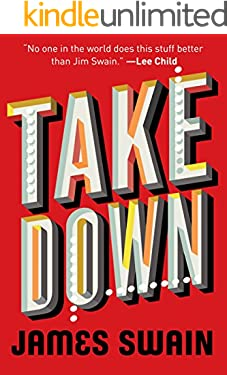 Take Down (Billy Cunningham Book 1)