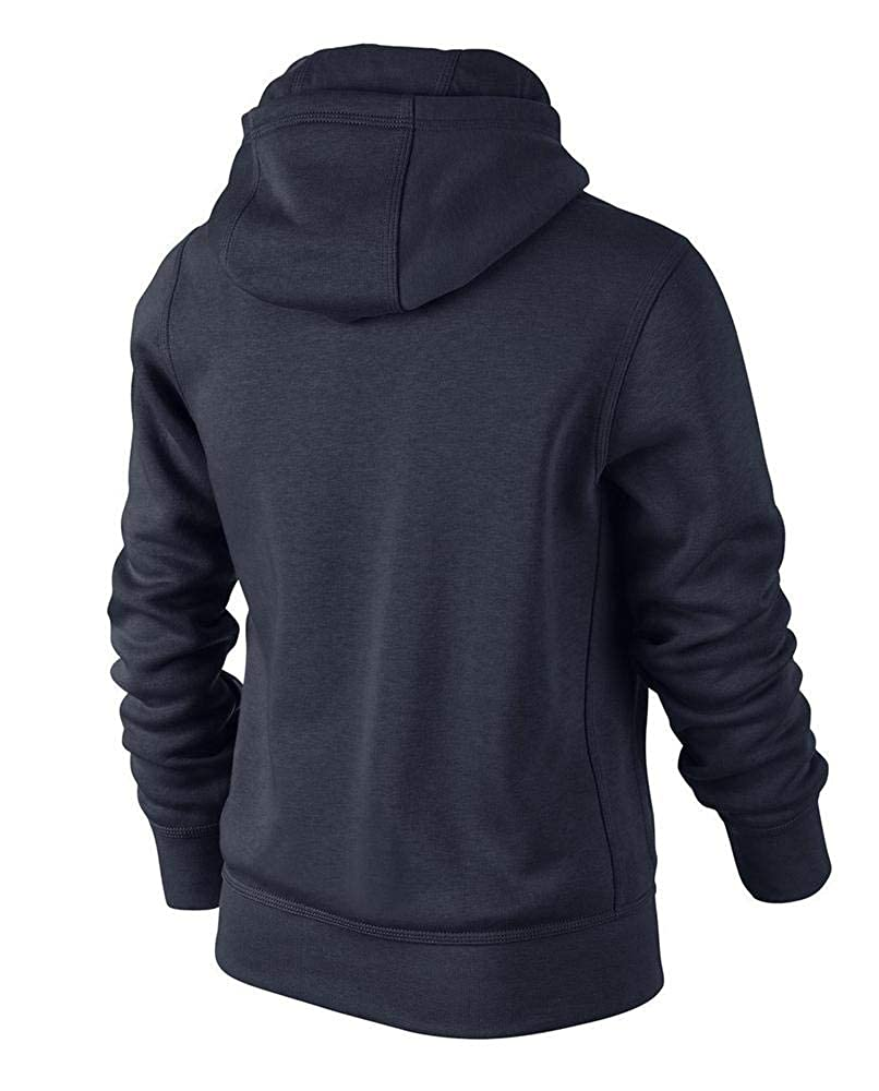 Amazon.com: NIKE Brushed Fleece Full-Zip (8y-15y) Older Boys Hoodie: Clothing