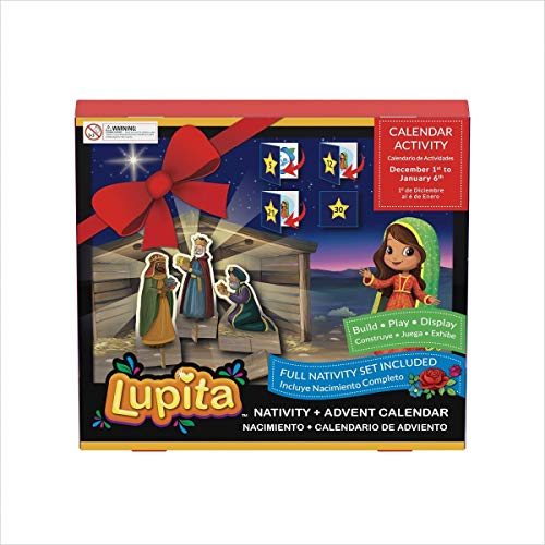 - Lupita Nativity Set and Advent Calendar