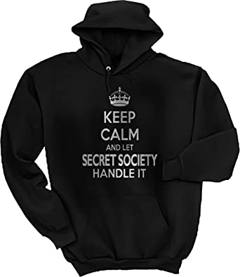 Amazon com: Threads of Doubt Keep Calm and Let Secret