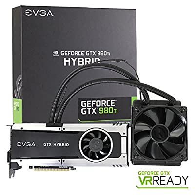 EVGA GeForce GTX 980 Ti ACX 2.0+ Graphics Card