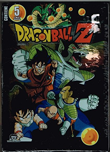 DRAGON BALL Z LA SERIE COMPLETA EN ESPANOL LATIN AMERICAN EDITION MULTI-REGION IMPORT (Dragon Ball Z La Saga De Freezer)