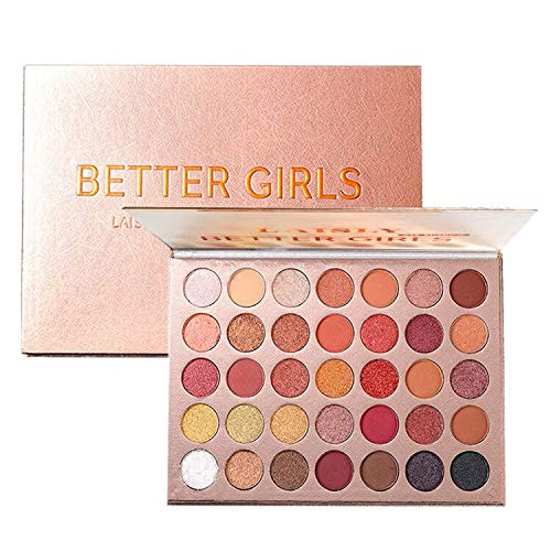 High Pigmented Eyeshadow Palette Matte Shimmer