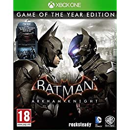 Batman Arkham Knight Game of the Year Edition (Xbox One)