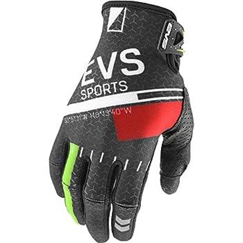 EVS Sports Unisex-Adult Pro Glove Semantic White Small GL18PS-W-S