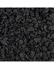 Season sierstenen, strooidecoratie siergrind 5-8 mm zwart 1 kg in zak (€ 2,60/kg)