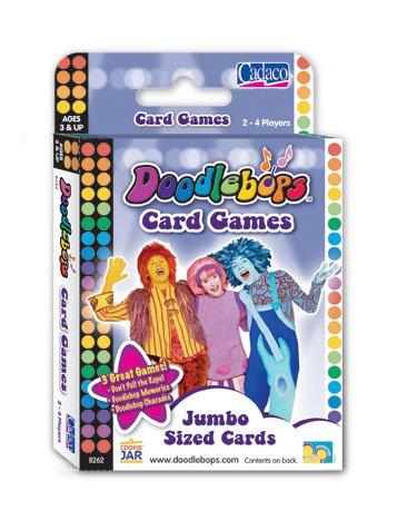 Doodlebops Card Games