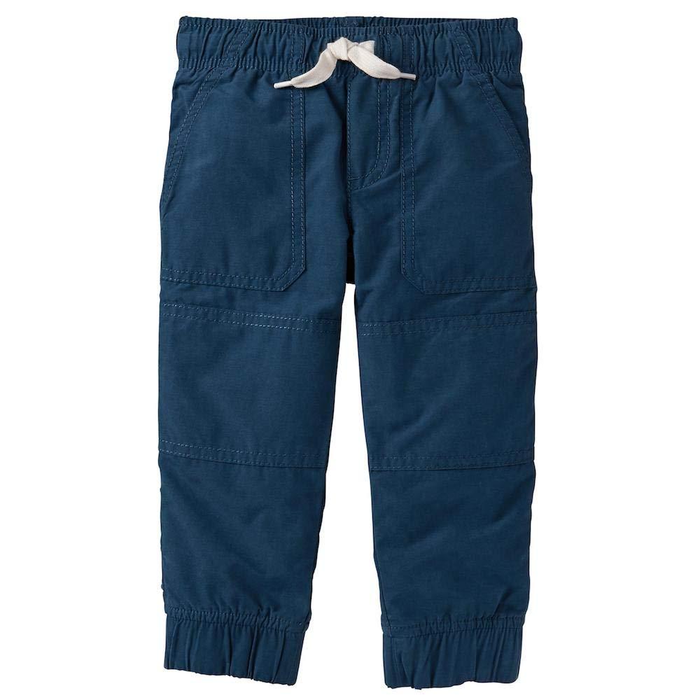 Gymboree Toddler Boys' Cadet Blue Gymster Joggers Pants 2T