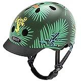 Nutcase Little Nutty Dart Frogs Helmet Children green/colourful 2018 Mountain Bike Cycle Helmet