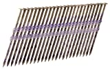 Hitachi 10162 3'' x .131 SM Full Round Head Hot Dipped Galvanized Plastic Strip Framing Nails (4000 Count)