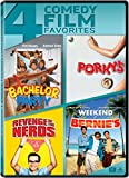 Bachelor Party / Porky's / Revenge of the Nerds / Weekend at Bernie's Quadruple Feature