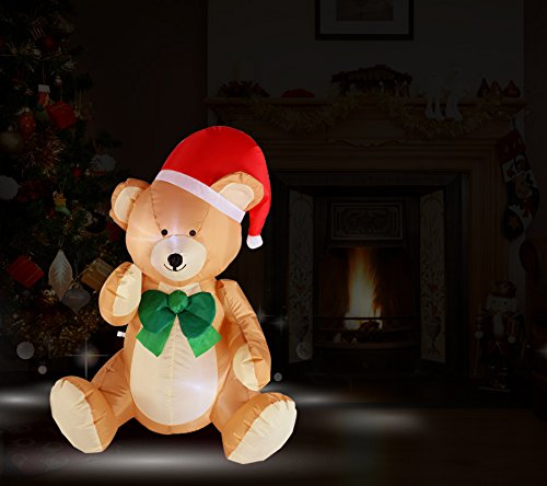 Best Outdoor Inflatable Christmas Decorations For Sale