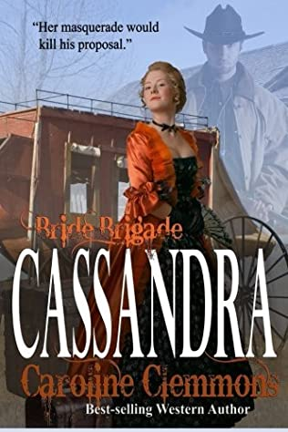 book cover of Cassandra