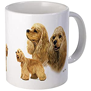 CafePress Cocker Spaniel (American) Mug Unique Coffee Mug, Coffee Cup 18