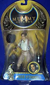 Brendan Fraser As Sword Fighting Rick O'Connell Action Figure - The Mummy Returns Series