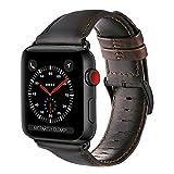 For Apple Watch Band 42mm, KYISGOS Premium Vintage Genuine...