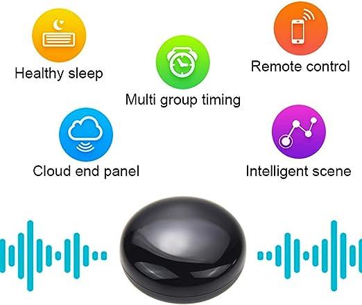 Hihey Inicio Teléfono Celular WiFi TV Control Remoto Inalámbrico Video IR Smart Round para Aire Acondicionado TV Ventilador Accesorios: Amazon.es: Hogar