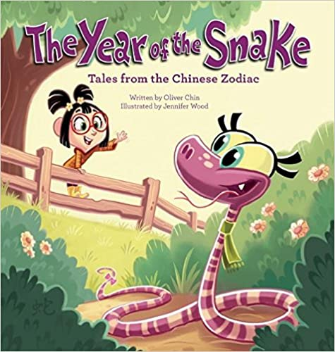 Tales from the Chinese Zodiac The Year of the Snake