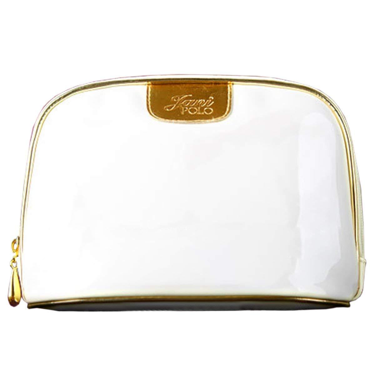 THEE Drawstring Travel Cosmetic Storage Bag Waterproof Women's Toiletry Bag Wash Bag Makeup Kit Organizer JJJSN3lb