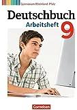 Deutschbuch Gymnasium - Rheinland-Pfalz: 9. Schuljahr - Arbeitsheft mit Lösungen